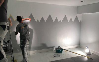 Binnenschilderwerk